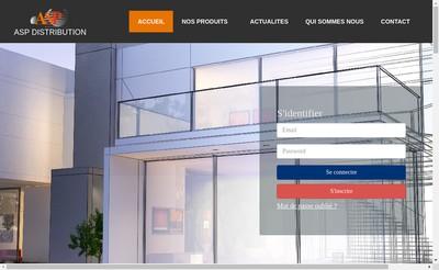 Site internet de Aspgroup