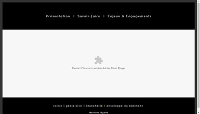 Site internet de Asten
