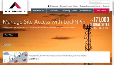 Site internet de Atc France