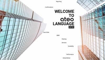 Site internet de Ateo Finance