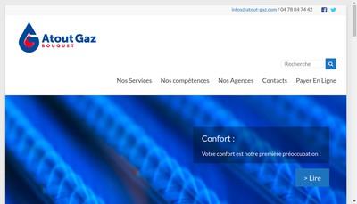 Site internet de Clim a Lyon