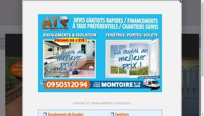Site internet de Atr Technology