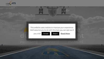Site internet de Ats Europe