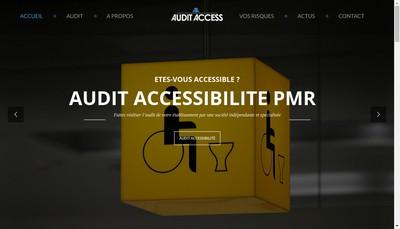 Site internet de Co-Access