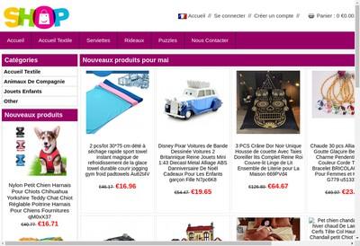 Site internet de SARL Auto Florange