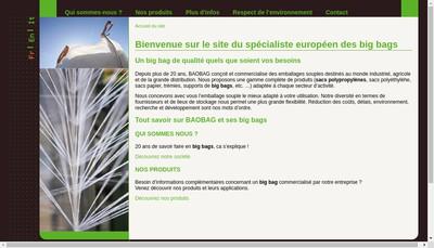 Site internet de Baobag