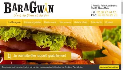 Site internet de Bara Gwin