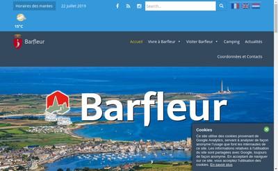 Site internet de Barfleur