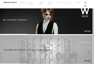 Capture d'écran du site de Bat Renov Concept