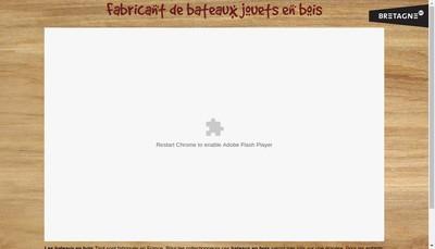 Site internet de EURL Tirot