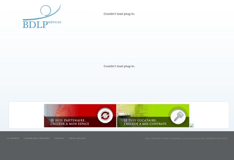 Capture d'écran du site de Network Security Assistance