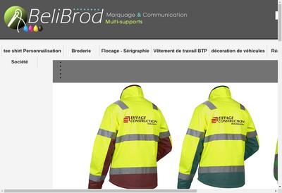 Site internet de Belibrod