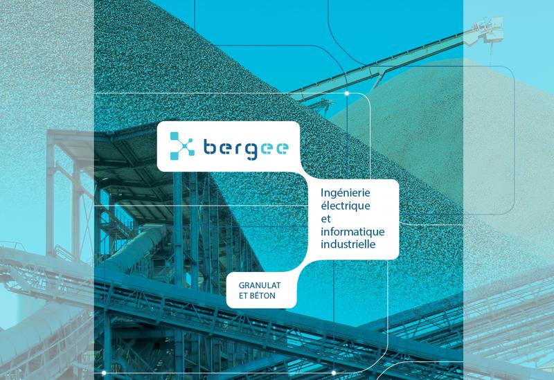 Capture d'écran du site de Bergee