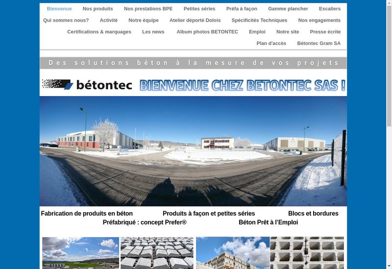 Capture d'écran du site de Ferrari