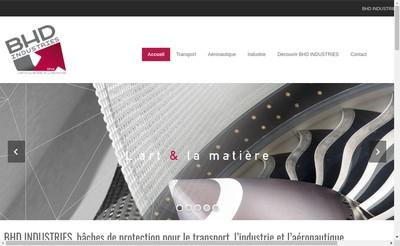 Site internet de Bhd Industries