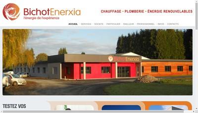 Site internet de Entreprise Bichot