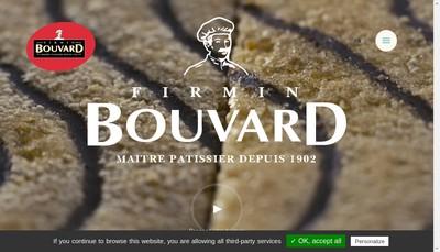 Site internet de Bouvard Alina Industrie