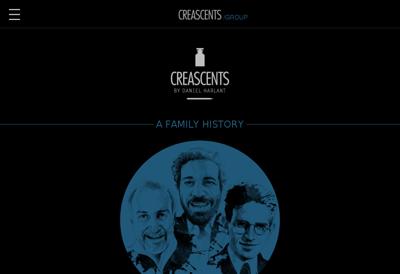 Capture d'écran du site de Seeqle