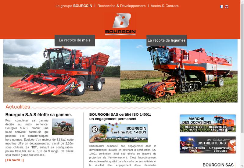 Capture d'écran du site de Manvfarm Telefarm