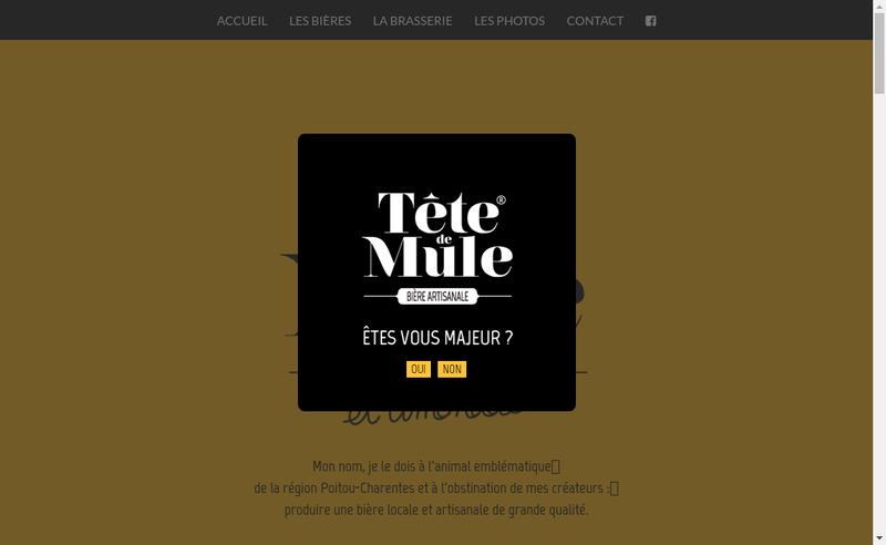 Capture d'écran du site de Lbc