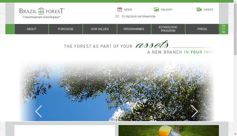 Capture d'écran du site de Slb Finance