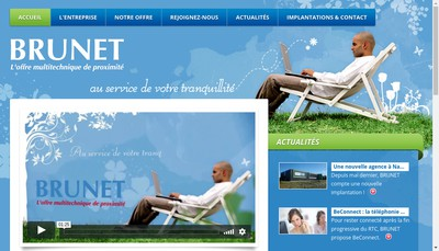 Site internet de Brunet-Seetrame