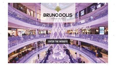 Site internet de Bruno Dolis