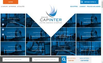 Site internet de Capinter