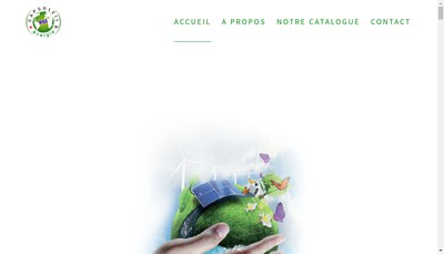 Site internet de Capsoleil
