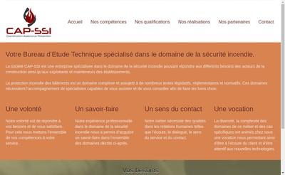 Site internet de Capssi