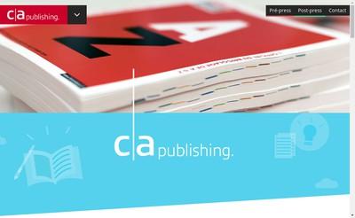 Site internet de Ca Publishing