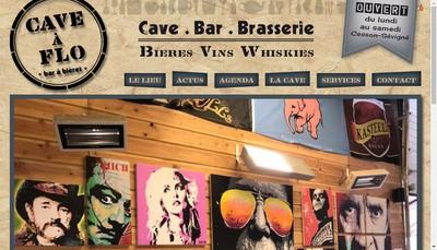 Site internet de Cave a Flo