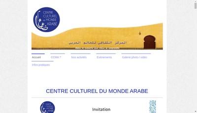 Site internet de CCMA