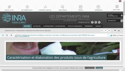 Site internet de Cepia