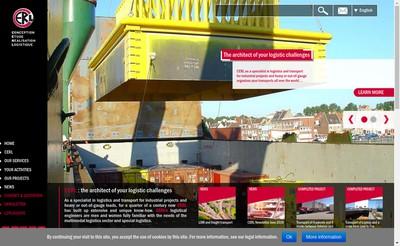 Site internet de Cerl