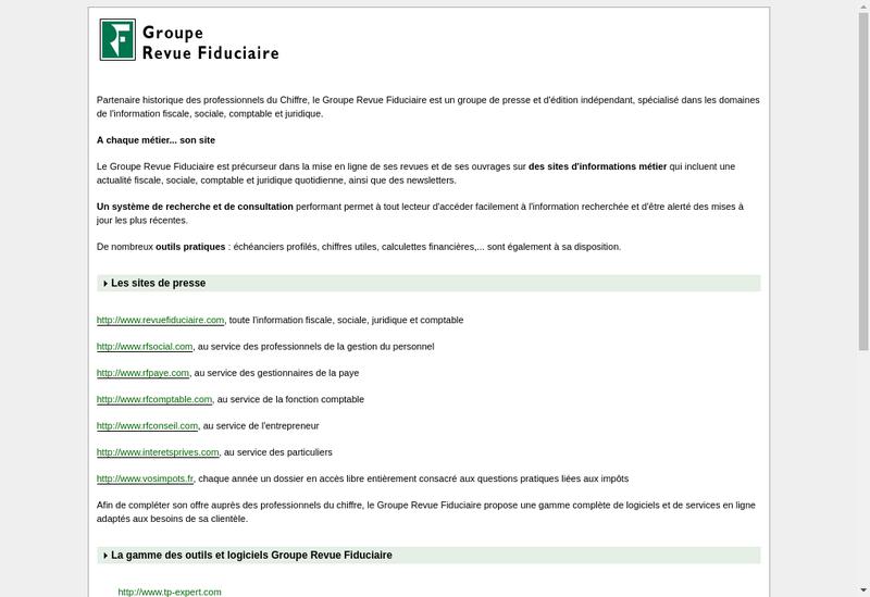 Capture d'écran du site de Ac Ariane Expertise