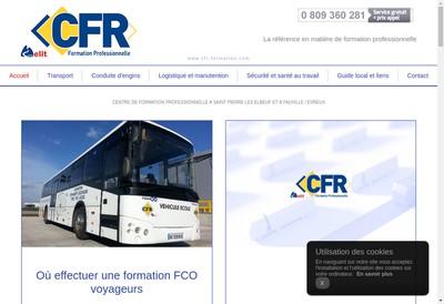 Site internet de Cfr