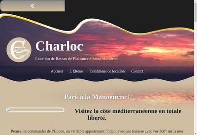 Site internet de Charloc