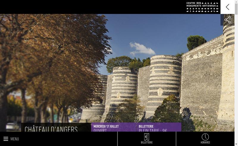 Capture d'écran du site de Le Chateau - Insolite - l'Enreveur - Loup Sage