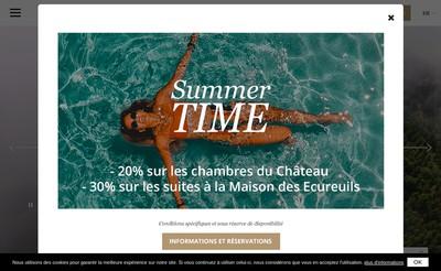 Site internet de Chat Avenieres O Paysage Chat Potelieres