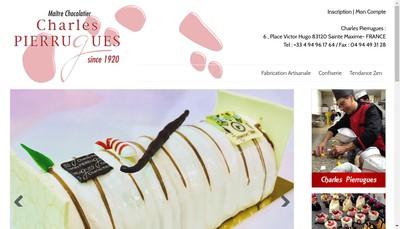 Site internet de Le Prestige du Chocolat