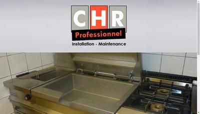 Site internet de Chr Professionnel