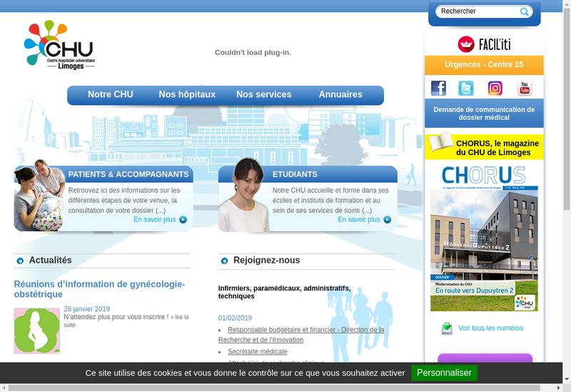 Capture d'écran du site de Axe Experts