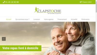Site internet de Clapstoche
