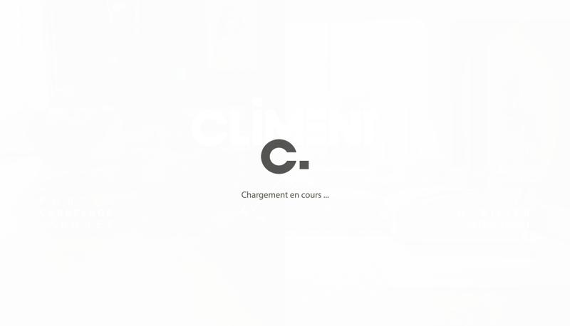 Capture d'écran du site de Carrelage Climent