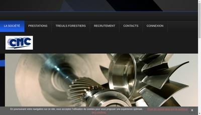 Site internet de Cmc
