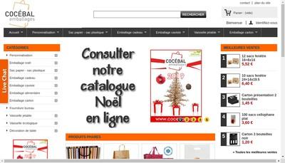 Site internet de Co Ce Bal