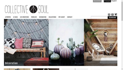 Site internet de Collective Soul
