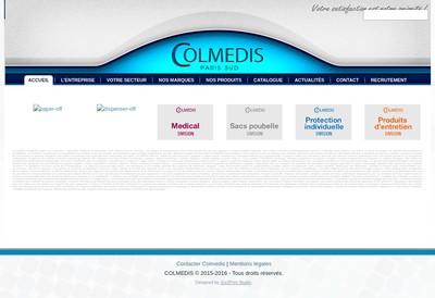 Site internet de Colmedis