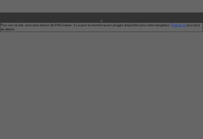 Capture d'écran du site de Communication et Ingenierie Informatiq